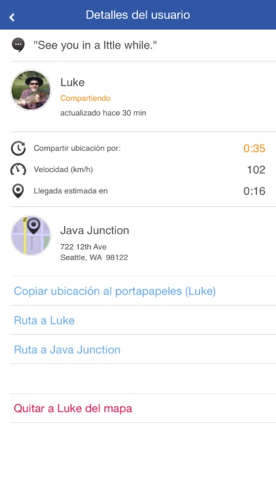 download Glympse -Share your location apps 2