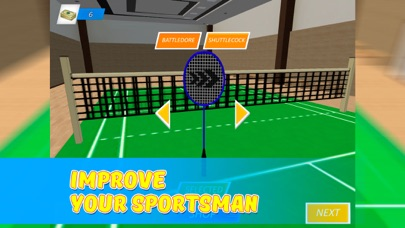 Super Legend of Badminton screenshot 4