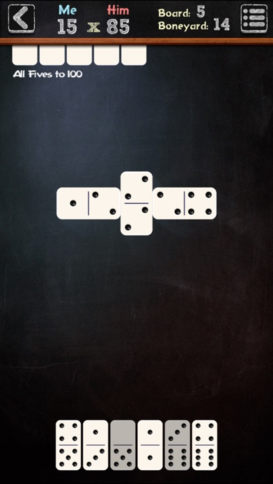 Screenshots of Dominoes Board Game for iPhone