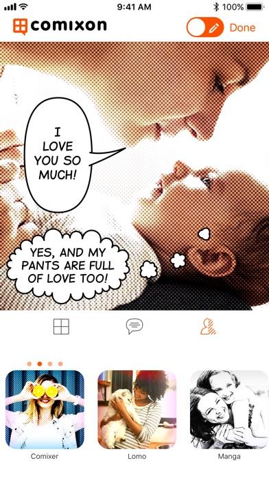 download Comixon apps 4