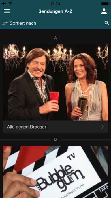 Family TV Screenshot on iOS