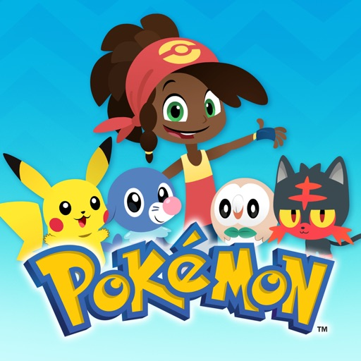 Pokémon Playhouse app for ipad