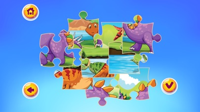 download Dinosaur Jigsaw Puzzle Game appstore review