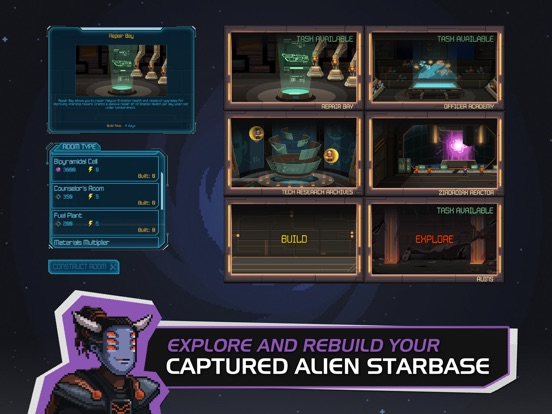 Screenshot 4 Halcyon 6: Starbase Commander