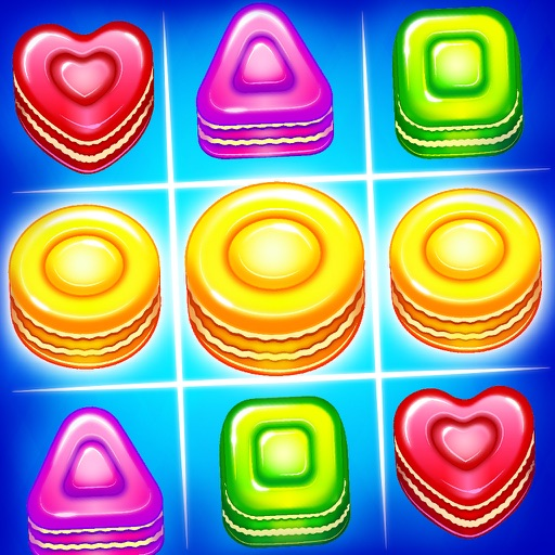 Christmas Cookie Crush Match 3 iOS App