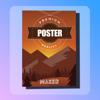 ポスター&グラフィックメーカー - 写真の背景を作成する