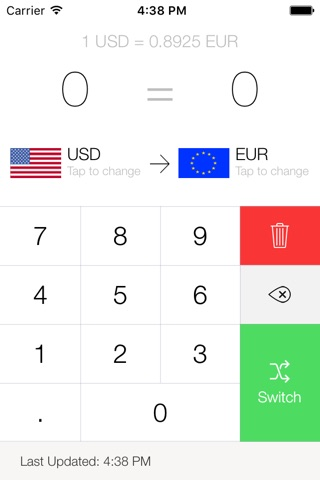 My Currency Converter Pro screenshot 1