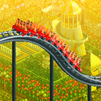 RollerCoaster Tycoon® Touch™ IPA Cracked for iOS Free Download