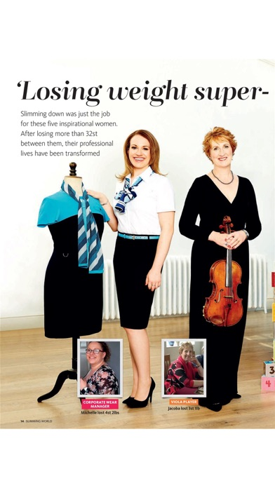 download Slimming World Magazine appstore review