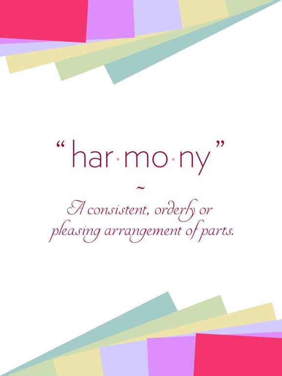 har•mo•ny 3 Screenshots