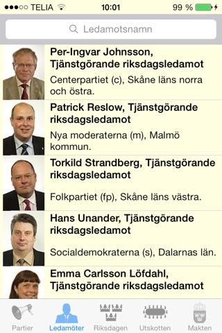 The Democracy in Sweden screenshot 2