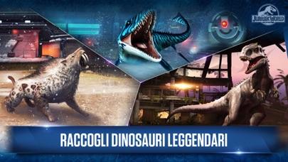 Screenshot of Jurassic World™: il gioco2