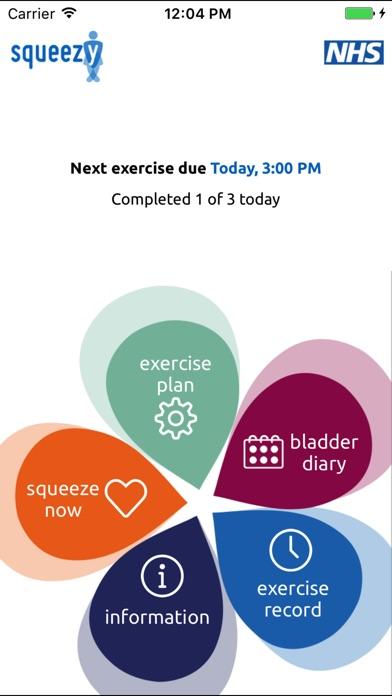 pelvic floor exercises pdf nhs