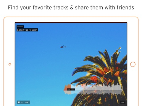 SoundCloud - Music & Audio screenshot 2
