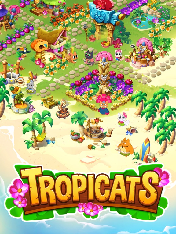 Screenshot 5 Tropicats