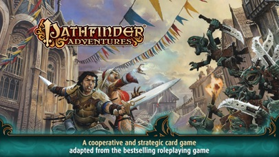 Screenshot #6 for Pathfinder Adventures