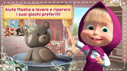 Screenshot of Masha e Orso: Giochi di Case5