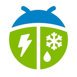 WeatherBug Radar Map Alert App Report On Mobile Action - Sweden radar map