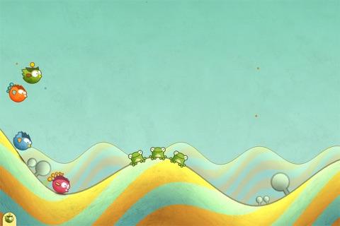 Tiny Wings screenshot 1