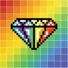 10k+ Pixel Coloring by Numbers