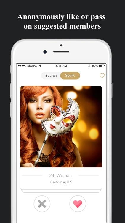 Millionaire dating app