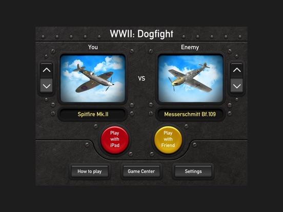 WWII: Dogfight Screenshots