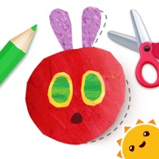 The Very Hungry Caterpillar - Gioco creativo