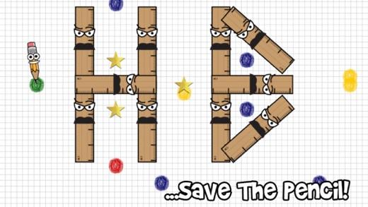Save The Pencil Screenshots