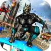 Panther Superhero City Battle