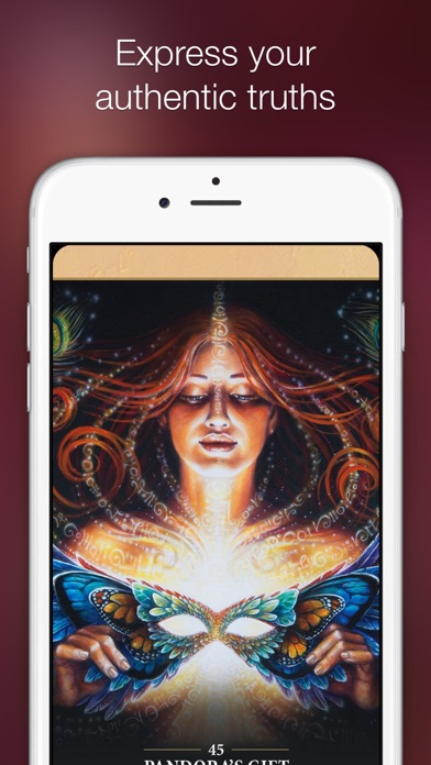 Sacred Rebels Oracle On The App Store