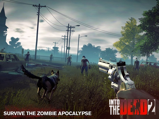 Image of Into the Dead 2 for iPad
