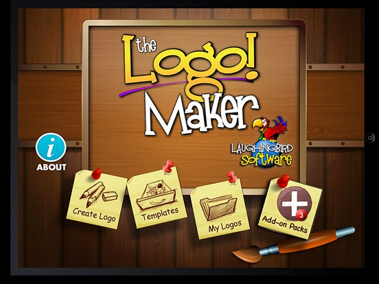 The Logo Maker App Screenshots