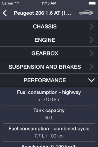 TechApp for Peugeot screenshot 4