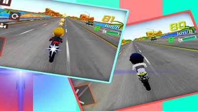 Insane Moto Bike Race screenshot 4