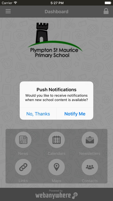 Plympton St Maurice PS screenshot 1