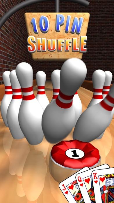 Screenshot #6 for 10 Pin Shuffle Bowling