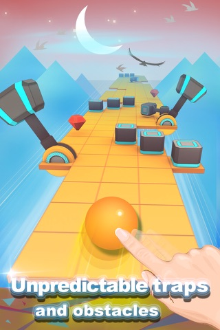 Rolling Sky screenshot 4