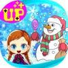 Frozen Snowman and Landscapes