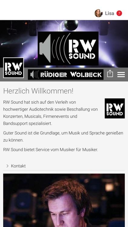 RW Sound by Tobit.Software