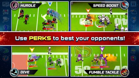Screenshot #14 for Football Heroes Pro Online - NFL Players Unleashed