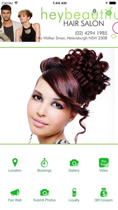 Hey Beautiful Hair Salon On The App Store - Beautiful hairstyle salon app