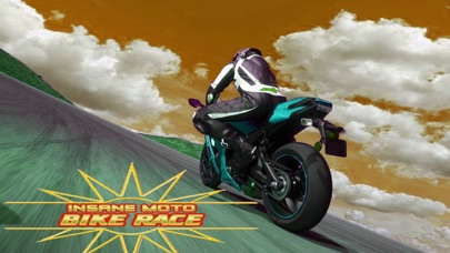Insane Moto Bike Race screenshot 1