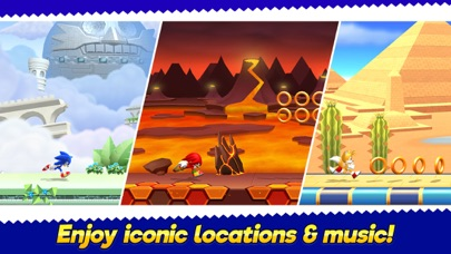Sonic Runners Adventure screenshot 2