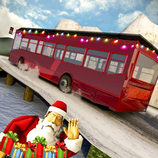 Winter Snow Bus Simulator 2017