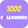1000 Followers + for instagram