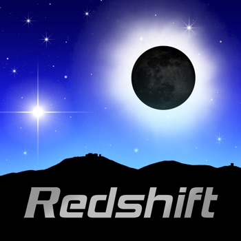Solar Eclipse by Redshift app for iphone