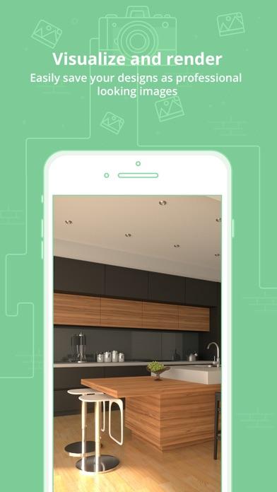 Planner5d design degli interni sull 39 app store - Design degli interni roma ...