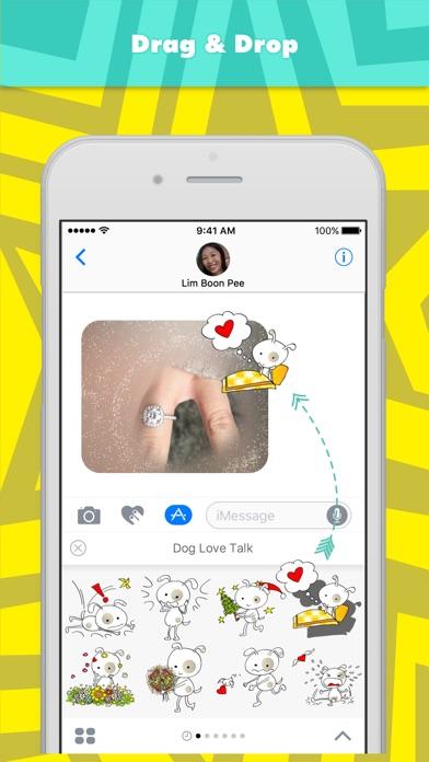 Dog Love Talk review screenshots