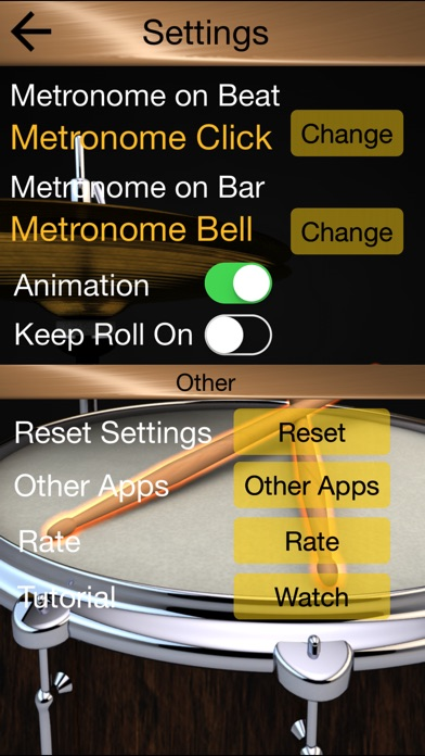 download Drum Loops & Metronome Pro apps 2