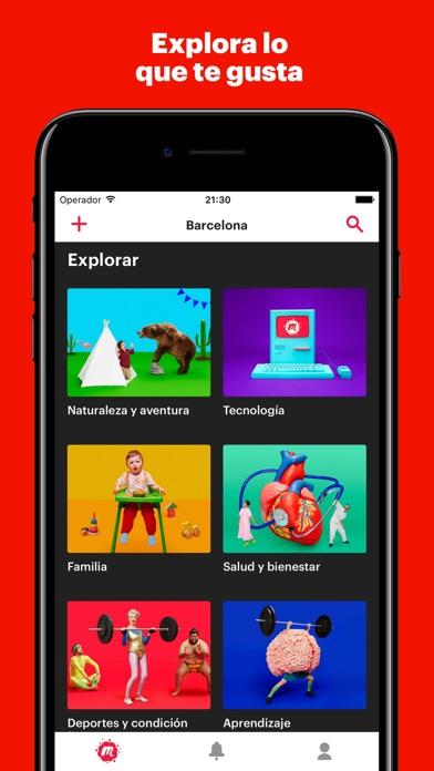 download Meetup apps 0